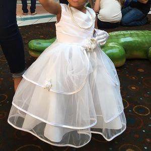 Toddler Ball gown